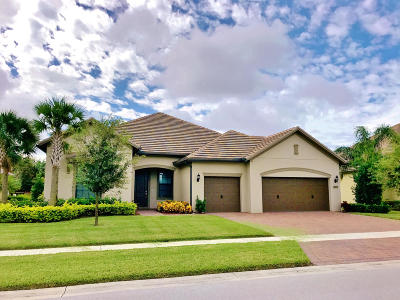 Single Family Home For Sale: 4375 Siena Circle