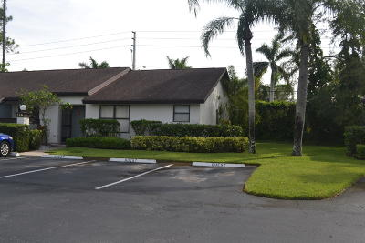 Royal Palm Beach Single Family Home For Sale: 216 Thorn Apple Court