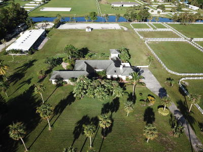 Loxahatchee Single Family Home For Sale: 3321 Hanover Circle