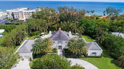 Broward County, Palm Beach County Single Family Home For Sale: 3809 Bermuda Lane