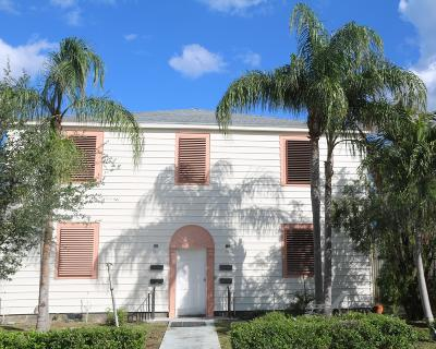 Lake Worth Multi Family Home For Sale: 26 S L Street