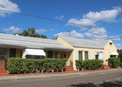 Lake Worth Multi Family Home For Sale: 32 S L Street