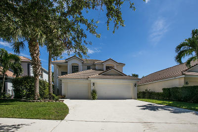 Delray Beach Single Family Home For Sale: 533 Canoe Point