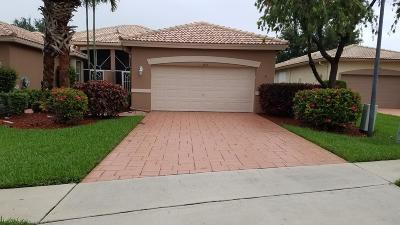 Boynton Beach Single Family Home For Sale: 5815 Grand Harbour Circle