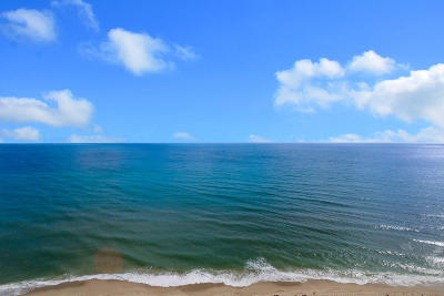 Via Delfino Condo For Sale: 5150 Ocean Drive #1503
