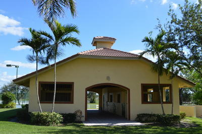 Palm Beach County Rental For Rent: 4788 Garden Point Trail #Barn Onl