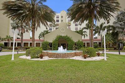 Boca Raton Condo For Sale: 7235 Promenade Drive #302h