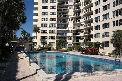 West Palm Beach Condo For Sale: 2800 Flagler Drive #708