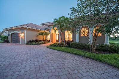 Boynton Beach Single Family Home For Sale: 4840 Palo Verde Drive