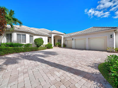 Ballenisles Single Family Home For Sale: 64 Saint James Drive