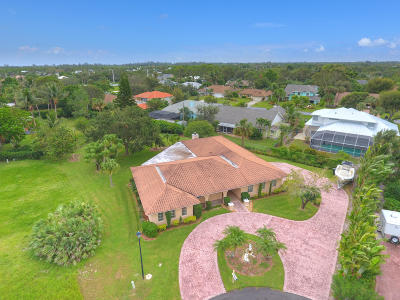 Hobe Sound Single Family Home For Sale: 10465 SE Sailfish Circle