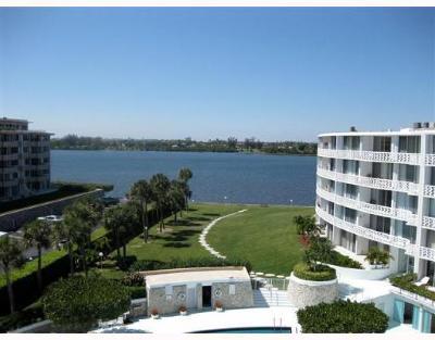 Palm Beach Condo Sold: 2760 S Ocean Boulevard #516