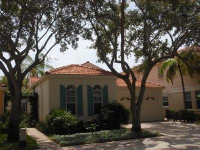 Palm Beach Gardens Single Family Home For Sale: 38 Via Verona