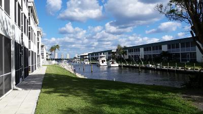 North Palm Beach Condo For Sale: 130 Doolen Court #109