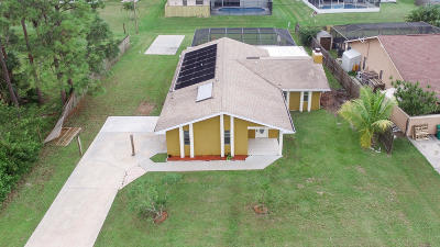 Port Saint Lucie Single Family Home For Sale: 2426 SE Allen Street