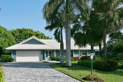 North Palm Beach Single Family Home For Sale: 12260 Captains Landing(S)
