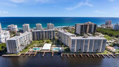 Seagate Of Highland Condo Condo For Sale: 3212 S Ocean Boulevard #206-A