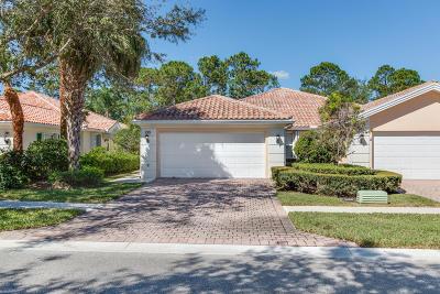 Florida Club Of Stuart, Florida Club Pud Ph Iii, Florida Club Pud Ph Iv Single Family Home For Sale: 775 SW Balmoral Trace