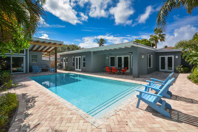 Boca Raton Riviera Single Family Home For Sale: 420 NE Olive Way