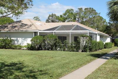 Palm Beach Gardens Townhouse For Sale: 1603 Silverleaf Oak Court
