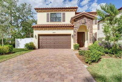 Greenacres Single Family Home For Sale: 6025 Snowy Egret Lane