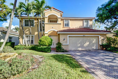 Lake Worth Single Family Home For Sale: 5950 Bay Hill Circle