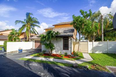 Boca Raton Single Family Home For Sale: 6516 Contempo Lane