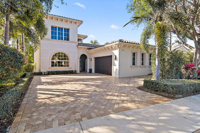 Palm Beach Gardens FL Single Family Home For Sale: $1,895,000
