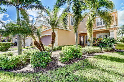 Boynton Beach Single Family Home For Sale: 8315 Emerald Winds Circle