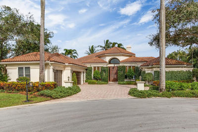 Palm Beach County Single Family Home For Sale: 11381 Long Meadow Drive