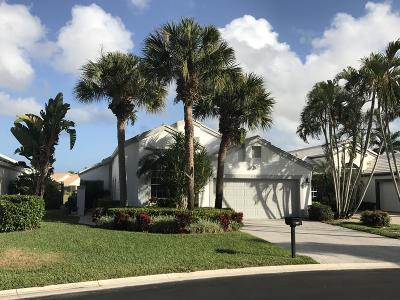 Boynton Beach Single Family Home For Sale: 6234 Water Lilly Lane
