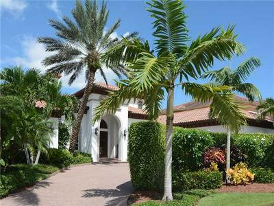 Palm City Single Family Home Contingent: 94 SW Palm Cove Drive