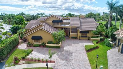 Boca Raton Single Family Home For Sale: 21181 Oakley Court