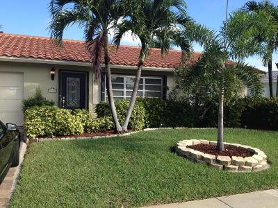Boca Raton Single Family Home For Sale: 1109 SW 12th Street