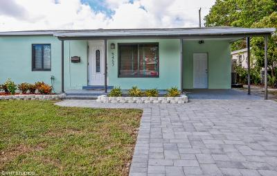 Fort Lauderdale Single Family Home For Sale: 5457 NE 3rd Avenue