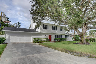 Boca Raton Single Family Home For Sale: 1025 SW 19th Street