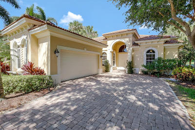 Delray Beach Single Family Home For Sale: 8005 Valhalla Drive