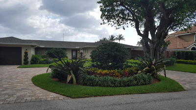 Palm Beach Gardens FL Single Family Home For Sale: $1,325,000