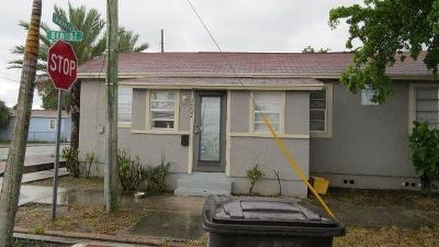 West Palm Beach Multi Family Home For Sale: 1002 8th Street