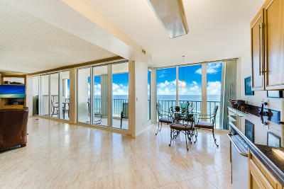 Ocean Towers, Ocean Towers Condominium, Ocean Towers South Condo Apts Condo For Sale: 2800 S Ocean Boulevard #12-L