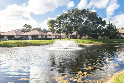 Palm Beach Gardens Single Family Home Contingent: 614 Club Drive