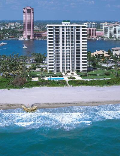 Boca Raton Condo Sold: 750 S Ocean Boulevard #15-S