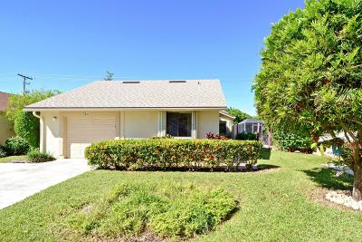 Delray Beach Single Family Home For Sale: 794 NW 32nd Avenue