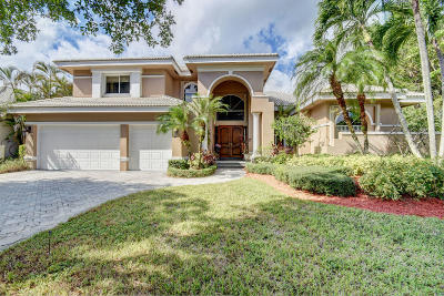 Boca Raton Single Family Home For Sale: 6285 NW 33rd Avenue