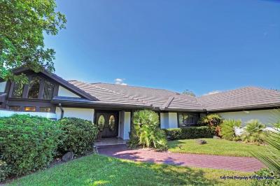 Stuart Single Family Home For Sale: 6200 SE Mariner Sands Drive