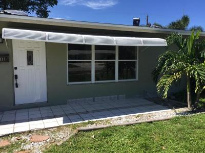 Deerfield Beach Single Family Home For Sale: 1101 SE 4 Court