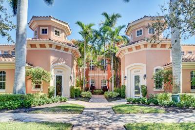 Palm Beach Gardens Rental For Rent: 11556 Villa Vasari Drive