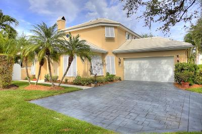 Palm Beach Gardens Single Family Home For Sale: 2671 Cypress Island Drive