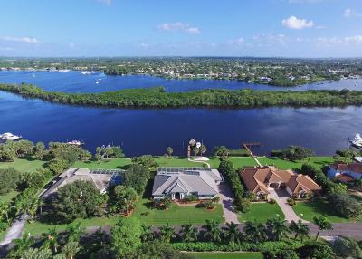 Port Saint Lucie Single Family Home For Sale: 12176 Riverbend Lane