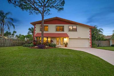 Palm Beach Gardens Single Family Home For Sale: 11589 Fir Street